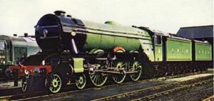 LNER A3 Flying Scotsman No4472/Double Tender