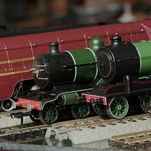 英国型鉄道模型