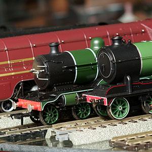 トピック_英国型鉄道模型