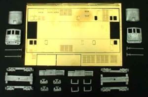 TTゲージ ( 3mm Scale 1/100 )