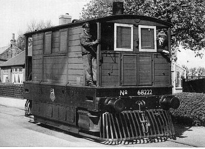 トビー(Toby the Tram Engine No7)