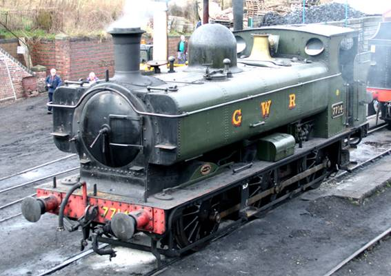 ダック(Duck the Great Western Engine No8)