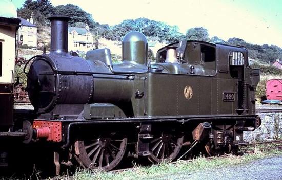 オリバー(Oliver GWR No11)