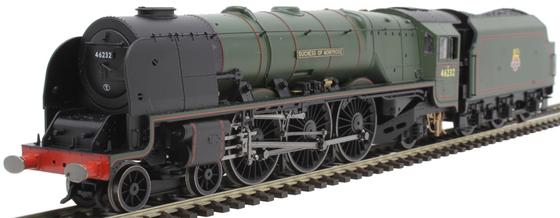 "BR Princess Coronation Class 4-6-0 ""Duchess of Montrose"""