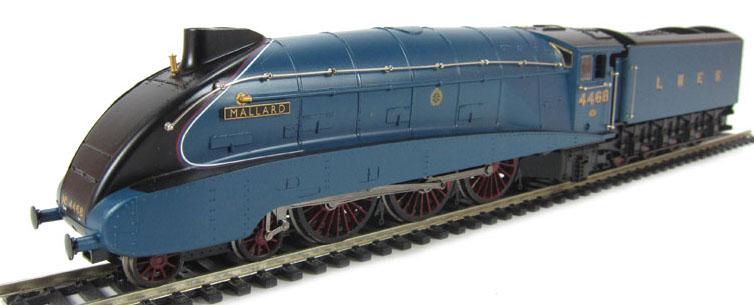 "Bachmann Branchlines OO Gauge 31-952B 4-6-2 LNER A4 Class No.4468 ""Mallard""  2012年版"