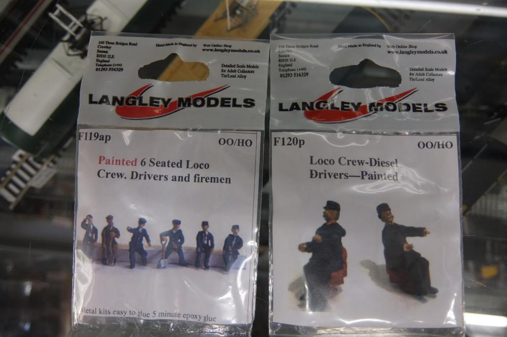 LANGLEY MODELS