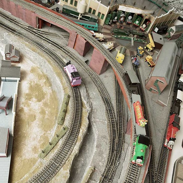 45236 Tidmouth Sheds with Manually Operated Turntable