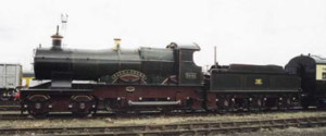 ソドー島に来た有名な機関車セレブリティー