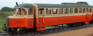 County Donegal Railways No12 or 14 Articulated ブラスキット